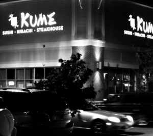 Drinkwater Productions Marketing - Kume Steakhouse