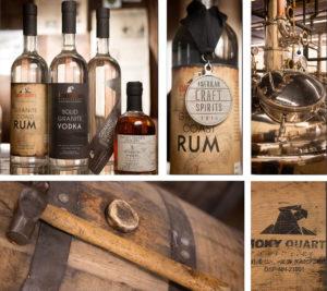 Drinkwater Productions Marketing, Smokey Quartz Distillery